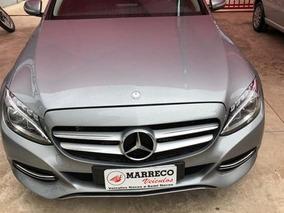 Mercedes-benz C 180 1.8t 16v Cgi 2015