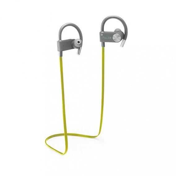 Fone Earhook In Ear Sport Metallic Áudio Bluetooth Pulse Ph2