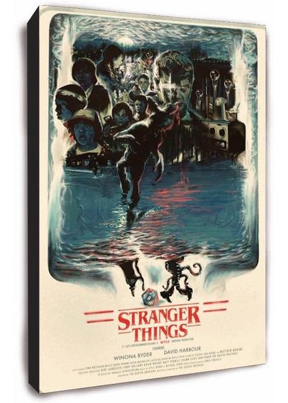 Stranger Things Poster - Todas Las Series Y Películas