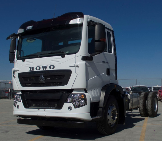 Sinotruk Howo T5g 280hp At Allison 4x2 Enganche