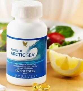 Arctic-sea Super Ômega 3 Softgel Forever Living O Original !
