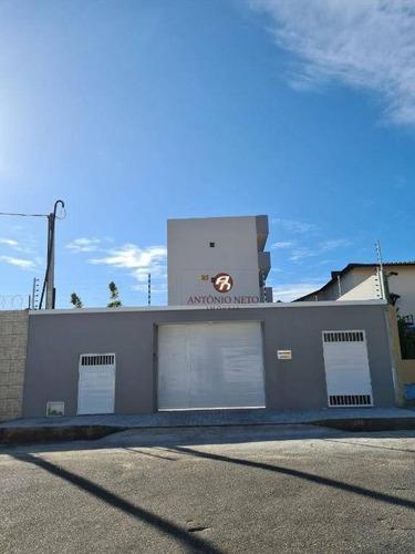 Imagem 1 de 7 de Apartamento Para Alugar - Cidade Dos Funcionários - Fortaleza/ce - Ap0479