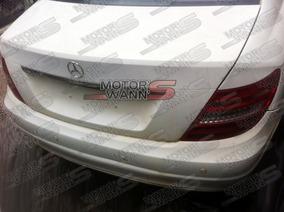 Sucata Mercedes C180 11/12 Para Retirada De Peças