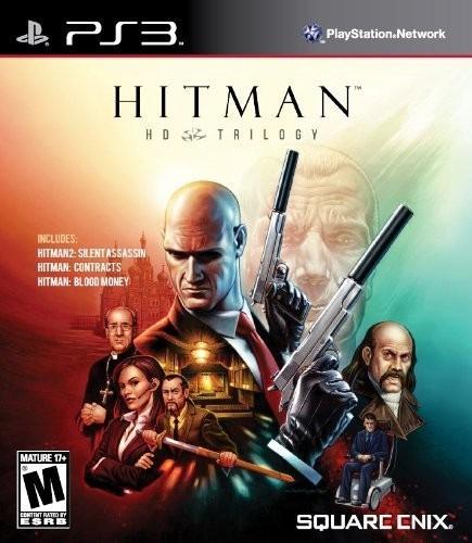 Jogo Hitman Hd Trilogy Playstation 3 Ps3 Mídia Física Game