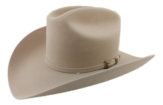 Sombrero Texana 20x Marca West Point Color Silver Belly Lana