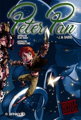 Novela Gráfica: Peter Pan