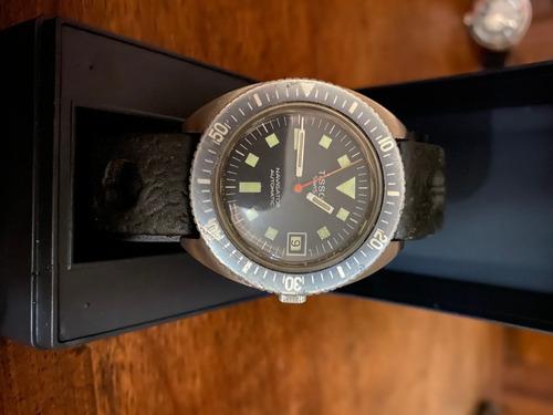 Relógio Tissot Diver Vintage