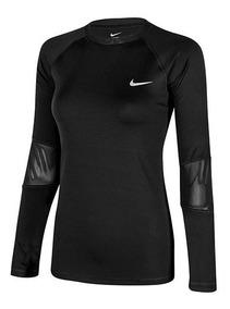 Sudadera Nike Cover-ups Ness7307-001 Negro Pv