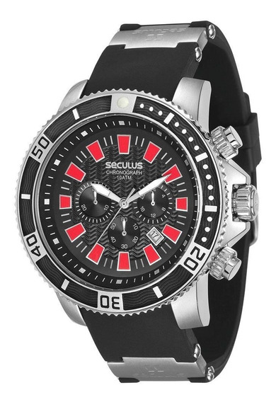 Relógio Masculino Seculus 20274g0svnu1 - Promoção