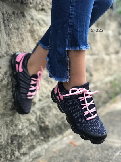 Calzado Zapatillas Para Dama Nuevo Modelo Oferta
