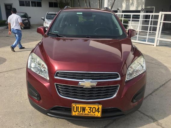 Chevrolet Tracker Ls Mt 2015