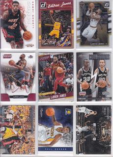 Tarjetas Nba Basketbol Diferentes Jugadores Estrellas
