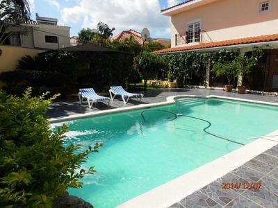 Casa Arroyo Hondo Lll 842m2 Terr 630 Const Piscina $34000000