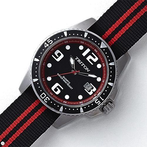 Relógio Triton Linha Strap Mtx169