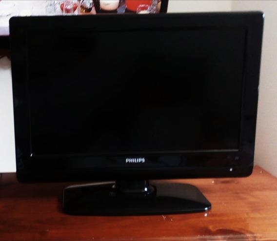 Tv Lcd Philips 26 Polegadas Usada - Preço Imperdível