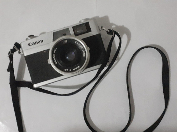 Câmera Canon Canonet 28