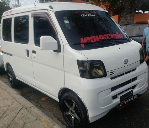 Daihatsu Hijet 2011 En Perfectas Condiciones Sana Y Cuidado