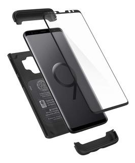 Funda Protectora Samsung Galaxy S9 3 En 1 Luxury 360 Rigida