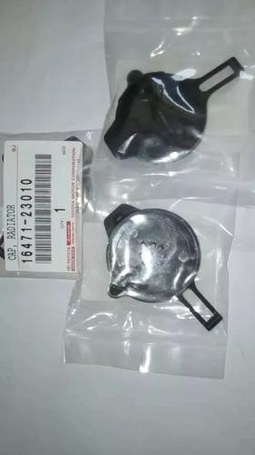 #t Tapa Envase Refrigerante Escafandra Corolla 2003-08 (15v)