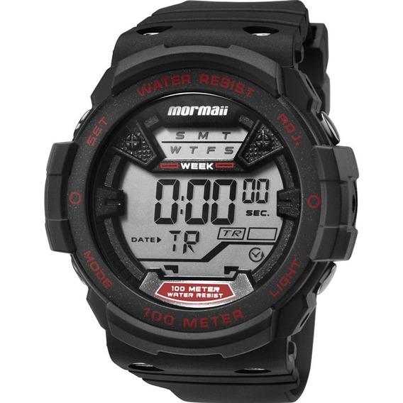 Relógio Mormaii Masculino Wave Azul Digital Mo3500a/8r Orig