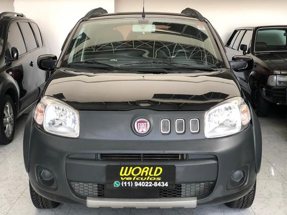 Fiat Uno 1.0 Flex Way 2010/2011