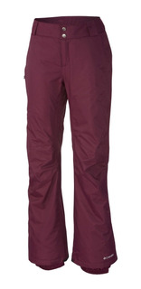 Pantalon Abrigado Impermeable Ski Snowboard Columbia Localº