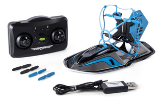 Air Hogs 2-in-1 Hyper Drift Drone For Kids,