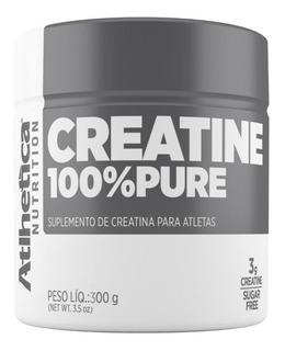 Creatina 100% Pure Pro Series Nat Atlhetica Nutrition 300g