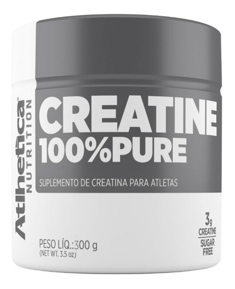 Creatina 100% Pure Pro Series Nat Atlhetica Nutrition 300g