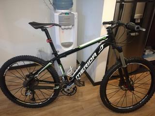 Bicicleta Merida Matts - Full Shimano Xt - Crossmax - Sektor