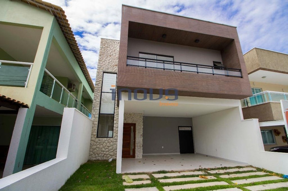 Casa Residencial À Venda, Maraponga, Fortaleza. - Ca0264