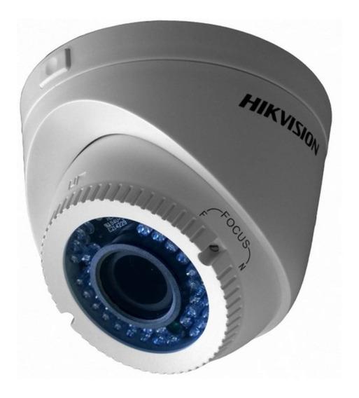 Camera Dome Hdtvi Hikvision 2 Mp Full Hd 1080p Varifocal 2.8