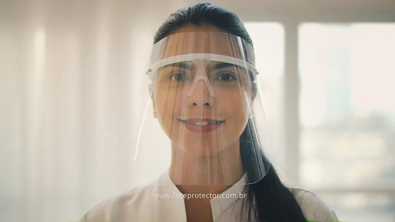 Mascara De Protecao De Acetato-5 Unidades