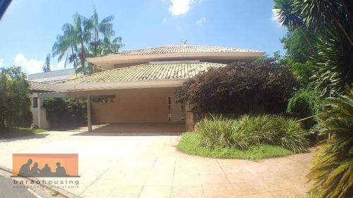 Imagem 1 de 23 de Casa À Venda, 531 M² Por R$ 3.000.000,00 - Condomínio Residencial Colina - Campinas/sp - Ca1410