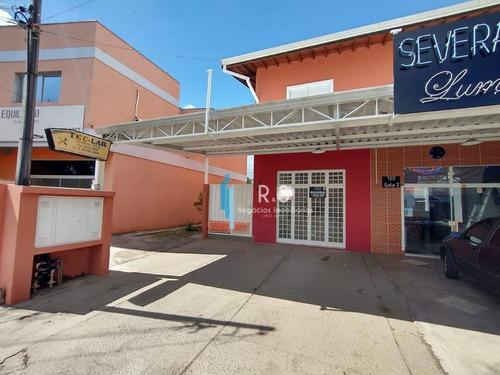 Sala Para Alugar, 80 M² Por R$ 2.200,00/mês - Centro - Louveira/sp - Sa0057