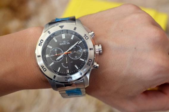 Relógio Invicta Specialty 28877 Prata Pronta Entrega