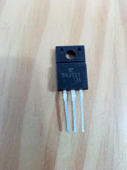 5 Unidades Transistor 30j127 / Gt 30j127 Novo Original