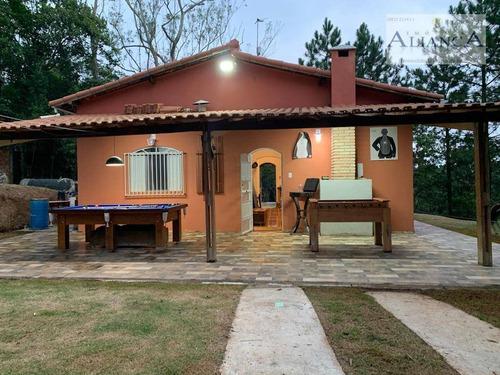 Imagem 1 de 25 de Chácara Com 2 Dormitórios À Venda, 3180 M² Por R$ 780.000,00 - Jardim Das Garças - Santo André/sp - Ch0029