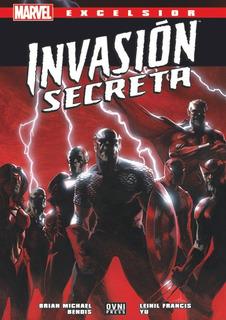Marvel Excelsior 01: Invasion Secreta