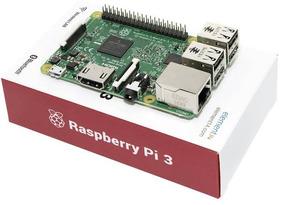 Raspberry Pi3 Pi 3 Model B Quadcore 1.2gh Com Cartao 16gb