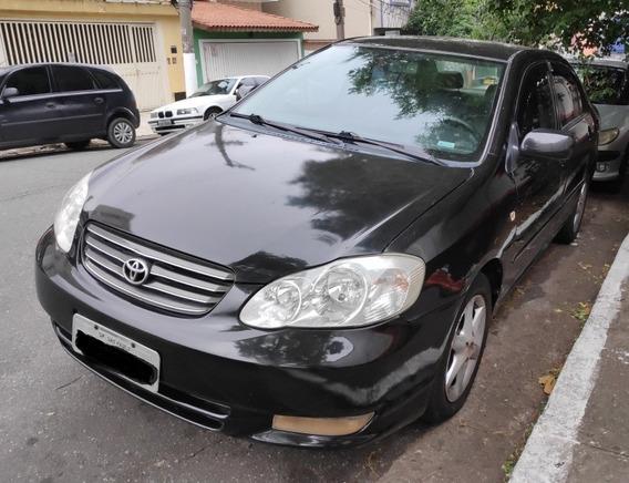 Toyota Corolla 1.8 16v Xei Aut. 4p 2003
