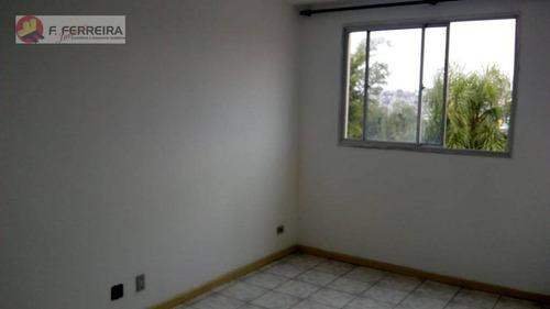 Apartamento Residencial Para Locação, Jardim Dom José, São Paulo. - Ap0033