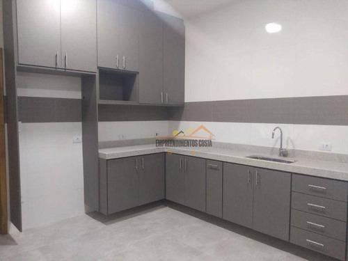 Imagem 1 de 17 de Casa Com 3 Dormitórios À Venda, 169 M² Por R$ 950.000,00 - Condomínio Residencial Mont Blanc - Itu/sp - Ca1799