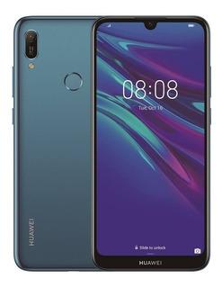 Celular Huawei Y6 2019 32gb Nuevo De Regalo Funda