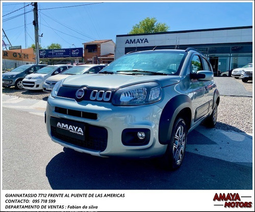 Fiat Uno Way 1.4 L Amaya Motors!!!