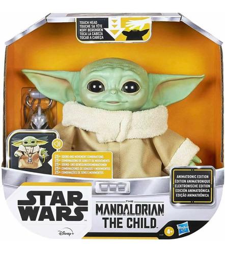 Star Wars The Child Animatronic Edition Hasbro Nuevo En Caja