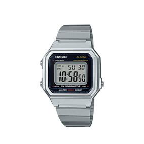 Relógio Casio Vintage Prata B650 Wd-1aef promoção!