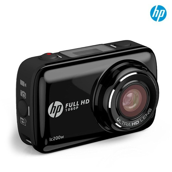 Mini Camara Hp Lc200w 8mp Wifi