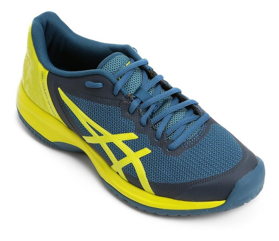 Tênis Asics Gel Court Speed Ink Blue Tennis # Resolution