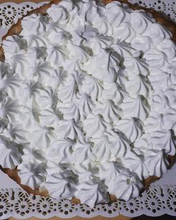 Lemon Pie De 24cm De Diametro
